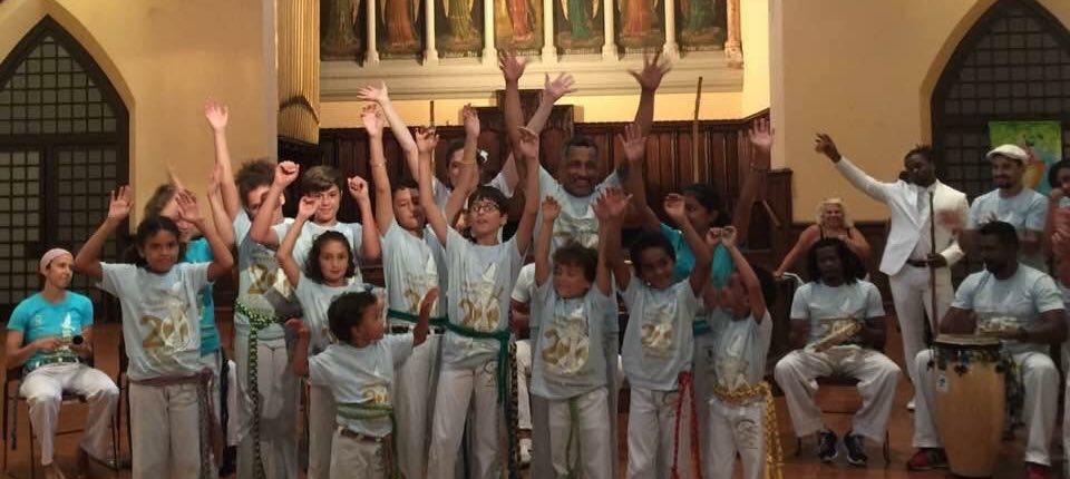 A Capoeirinha: Kids Class