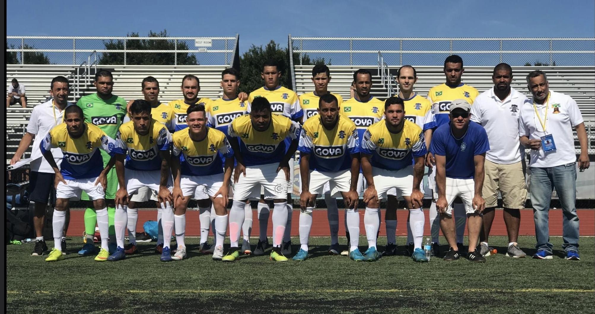 Philadelphia Unity Cup: Team Brazil